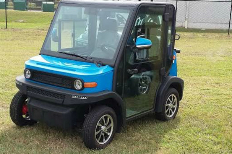 Golf Carts With Cold Air Conditioning Heat More